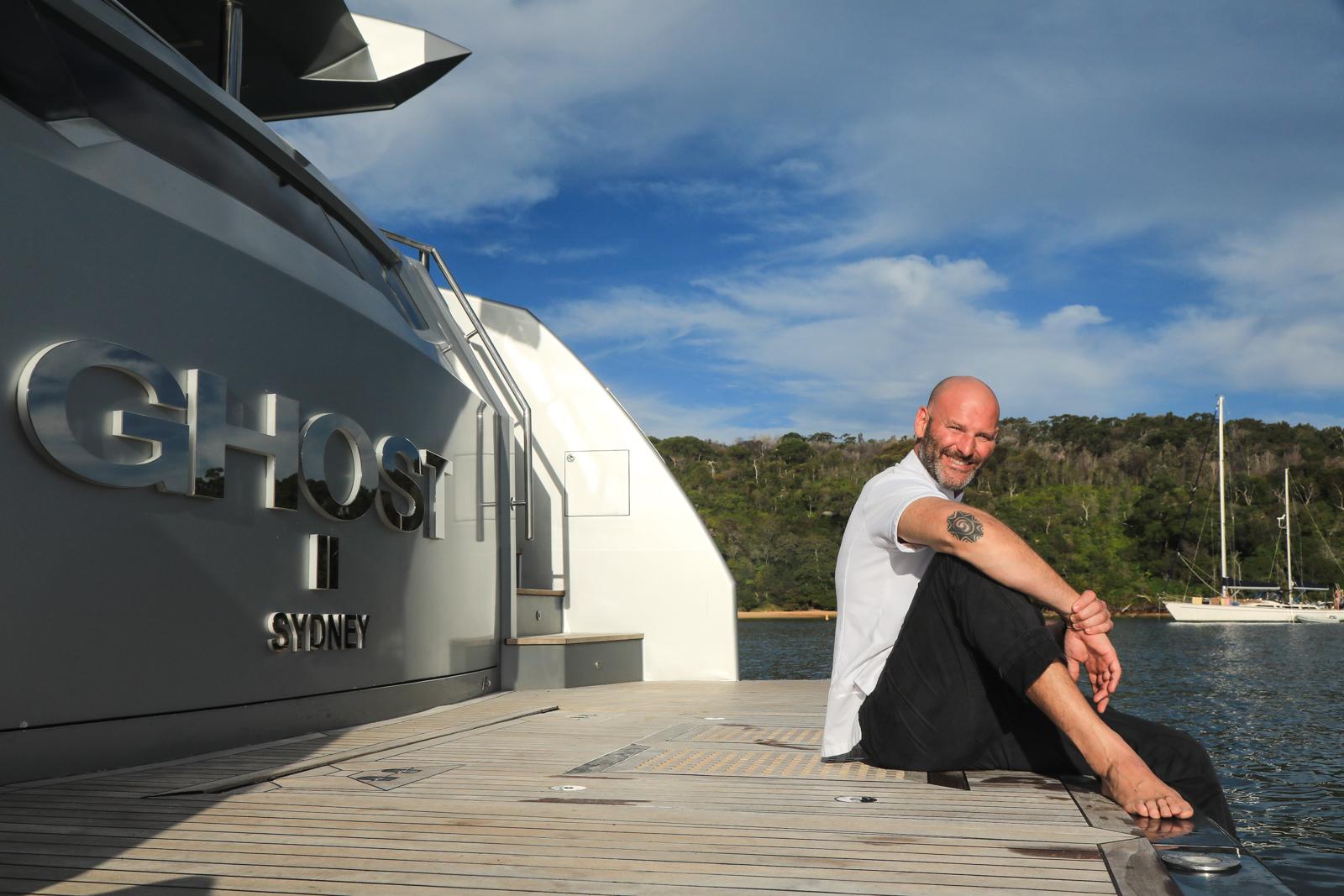 Chefs on Board – Master chef Alessandro Pavoni