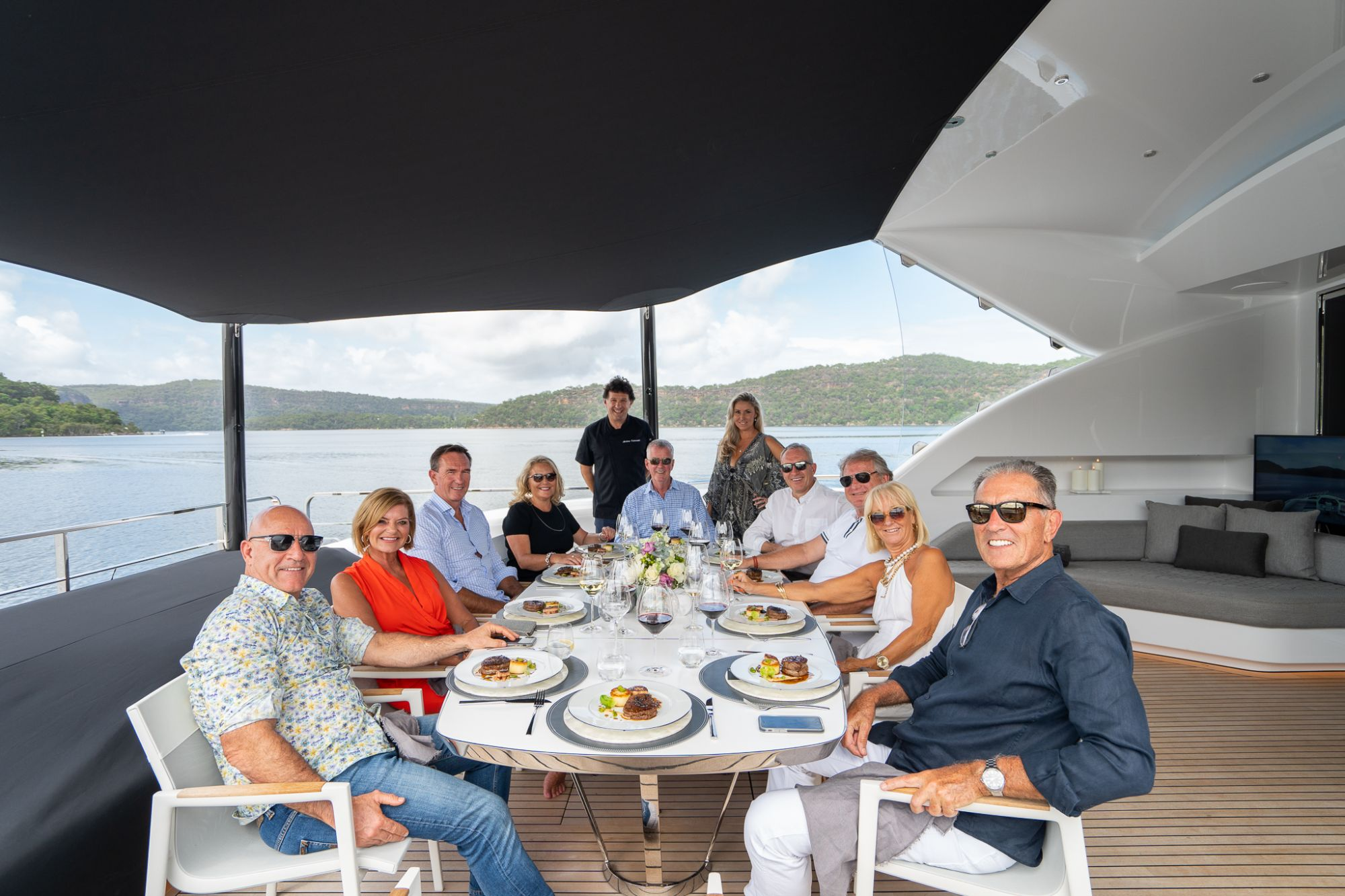 Chefs on Board – Jerome Tremoulet from Marramarra Lodge