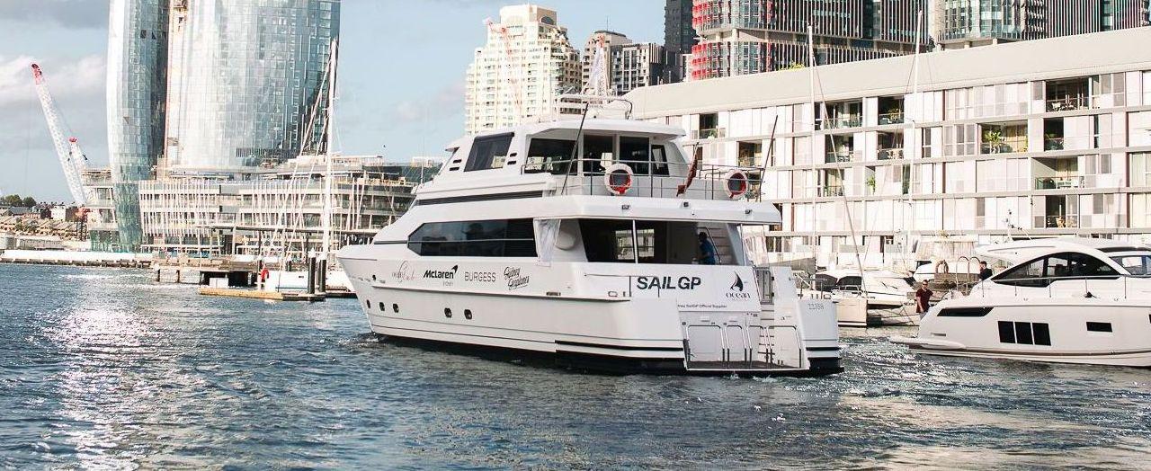 Ocean Club – Ultimate showdown for Sydney SailGP 2020